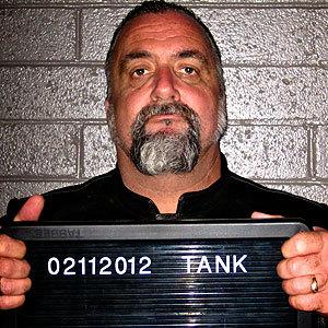 Laffing Devils member Tank