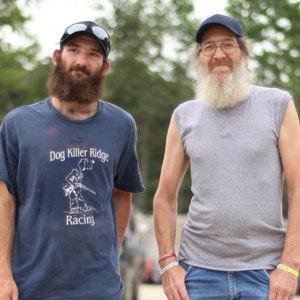 Bryan and Delbert Sciscoe, Dog Killer Ridge