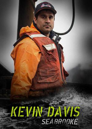 "Kevin ""Kado"" Davis, Deckhand, Seabrooke"