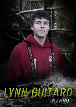 Lynn Guitard, Deckhand, Wizard