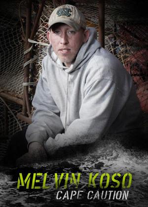 Melvin Koso, Deckhand, Cape Caution
