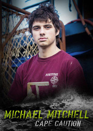 Michael Mitchell, Greenhorn, Cape Caution