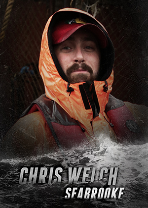 "Chris ""Whipper"" Welch"