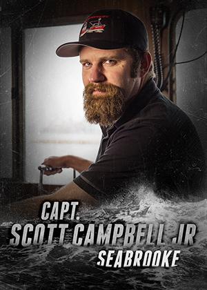 Captain Scott Campbell, Jr.