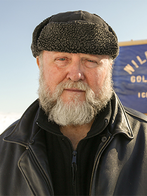 Meet Vernon Adkinson from the Wild Ranger, featured on Discovery's BERING SEA GOLD.
