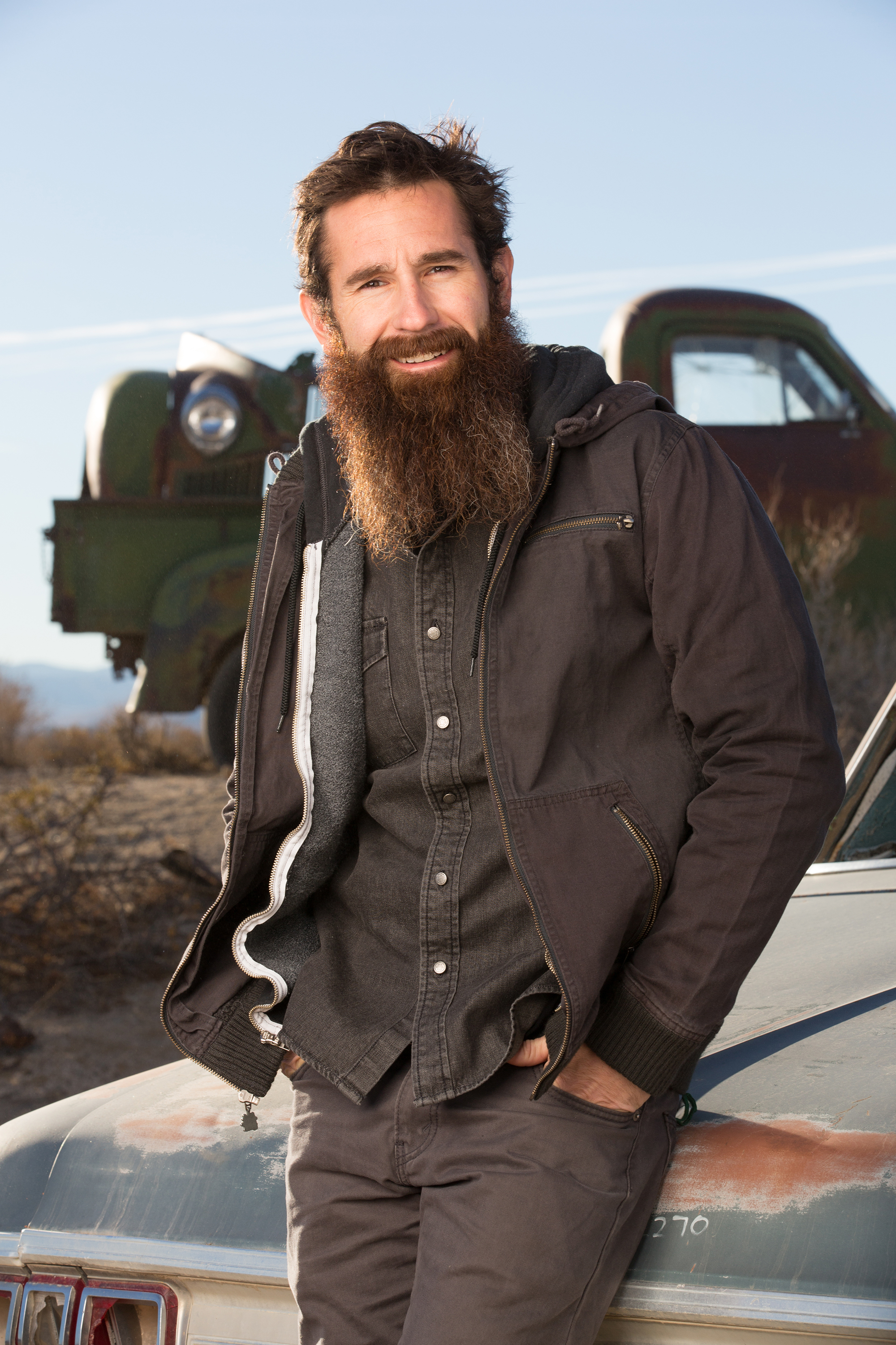 Read more Read less Aaron Kaufman of Discovery Channel's Fast N' Loud