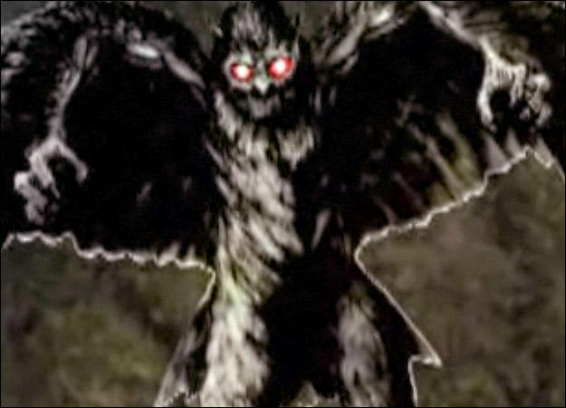 Lord Of Tears Owlman