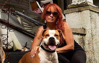 Tia Torres of Pit Bulls and Parolees