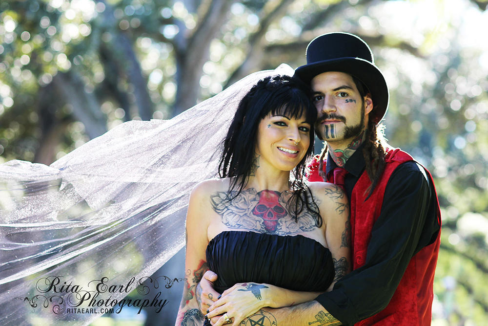 Mariah Harmony Wedding.Wedding Album Tania And Perry Hitched Pit Bulls And