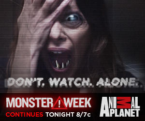 Monster Week Starts Sunday