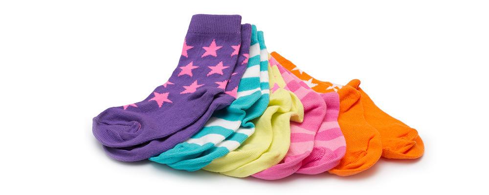 Sixteen Pairs of Socks