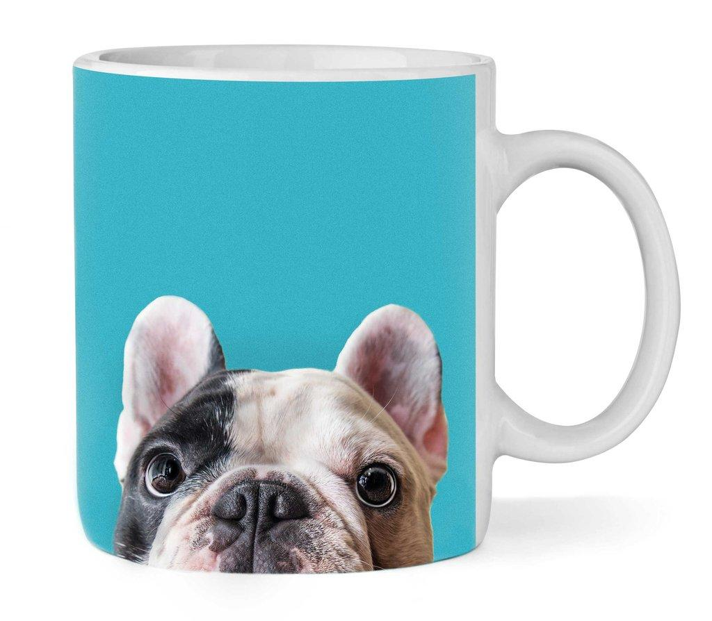 Manny The Frenchie Mug