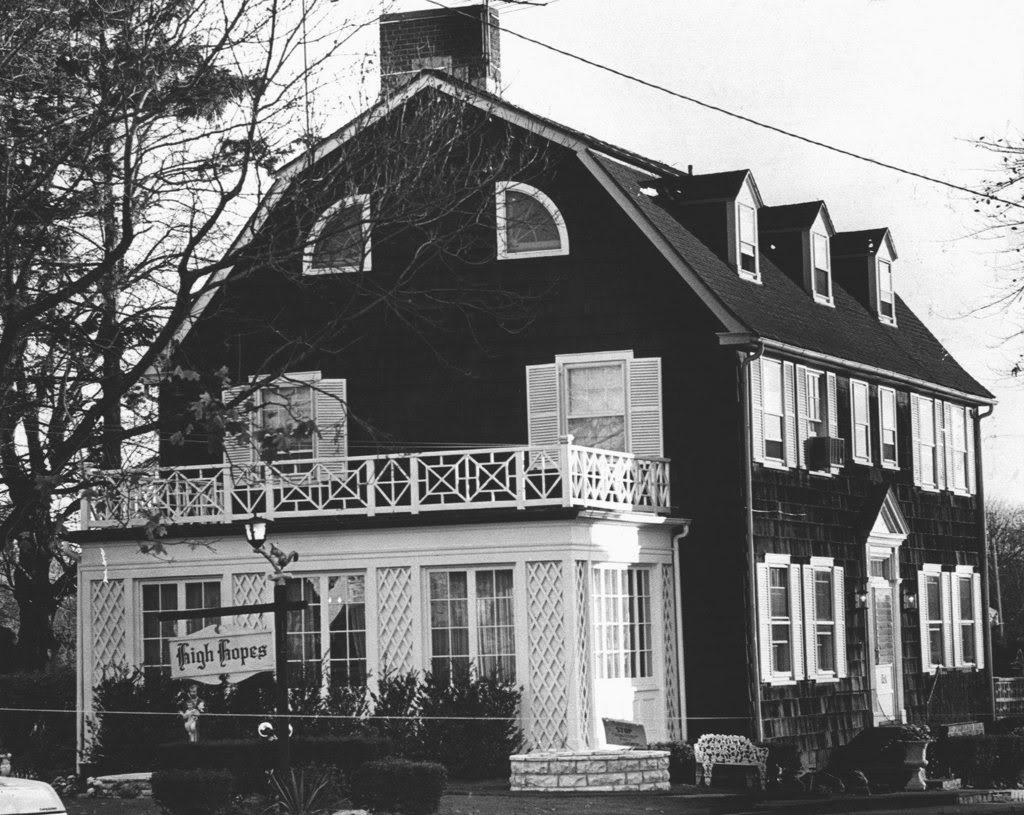 The Amityville House at 112 Ocean Avenue