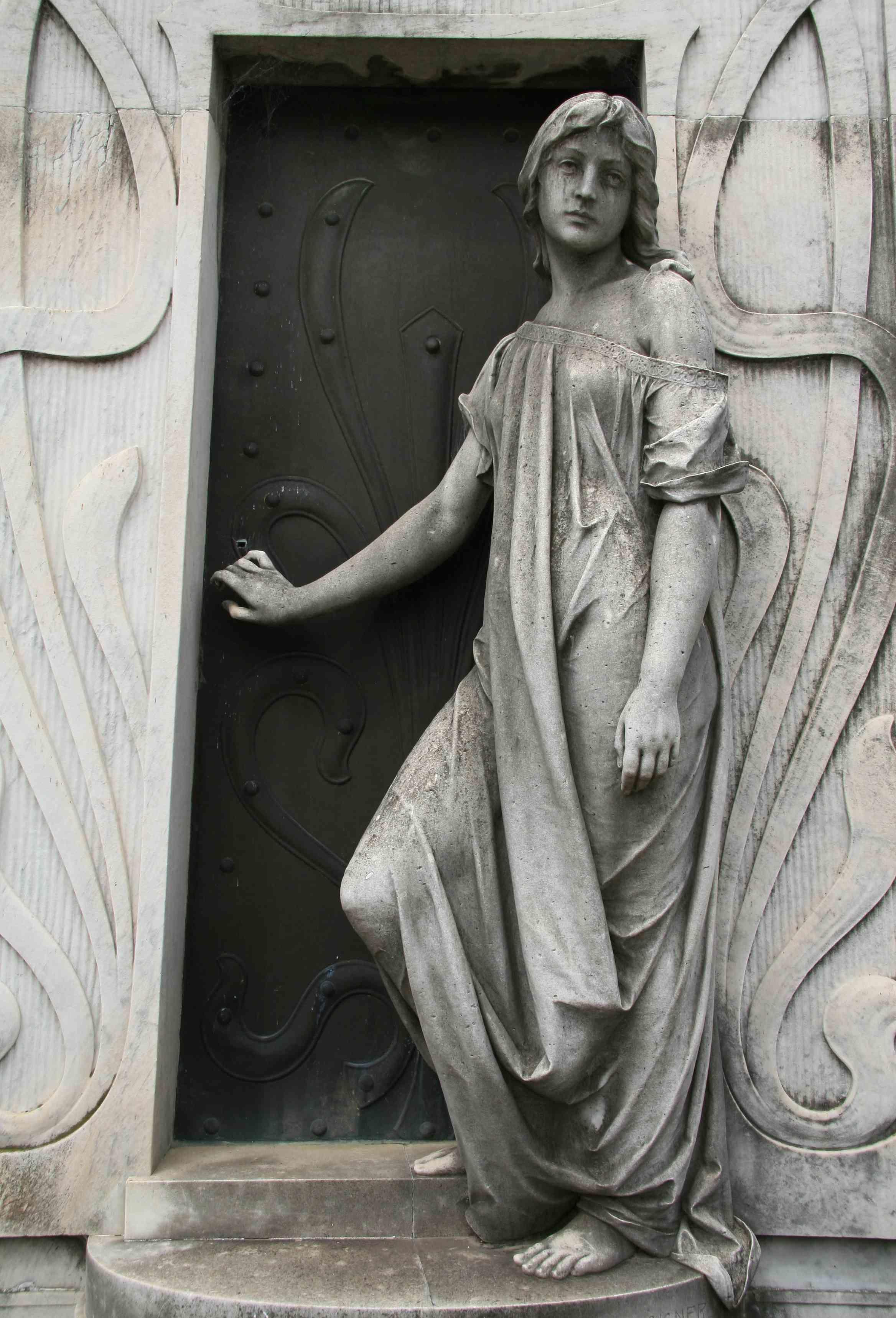 Recoleta Cemetery Buenos Aires