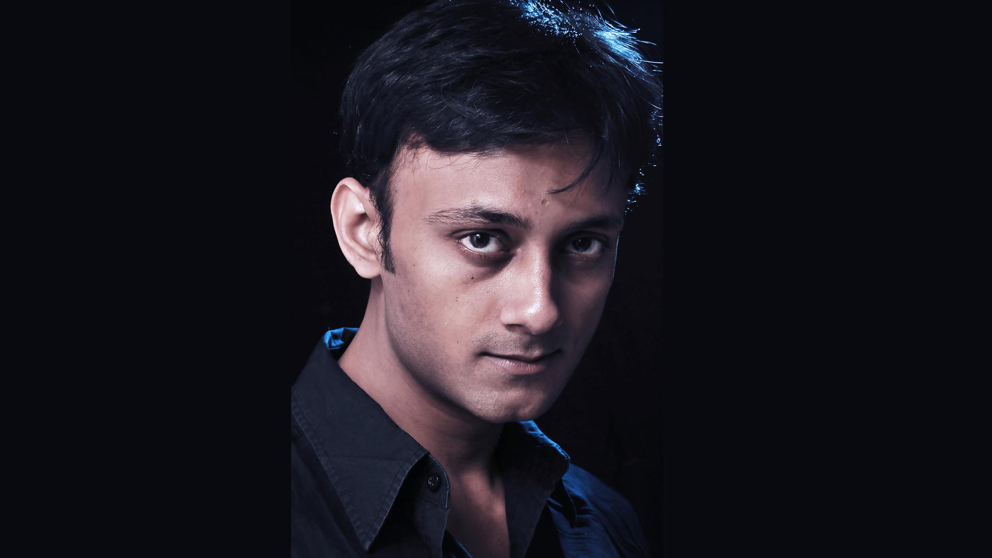 Gaurav Tiwari of the Indian Paranormal Society