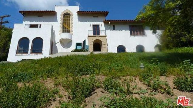 'Los Feliz Murder House'
