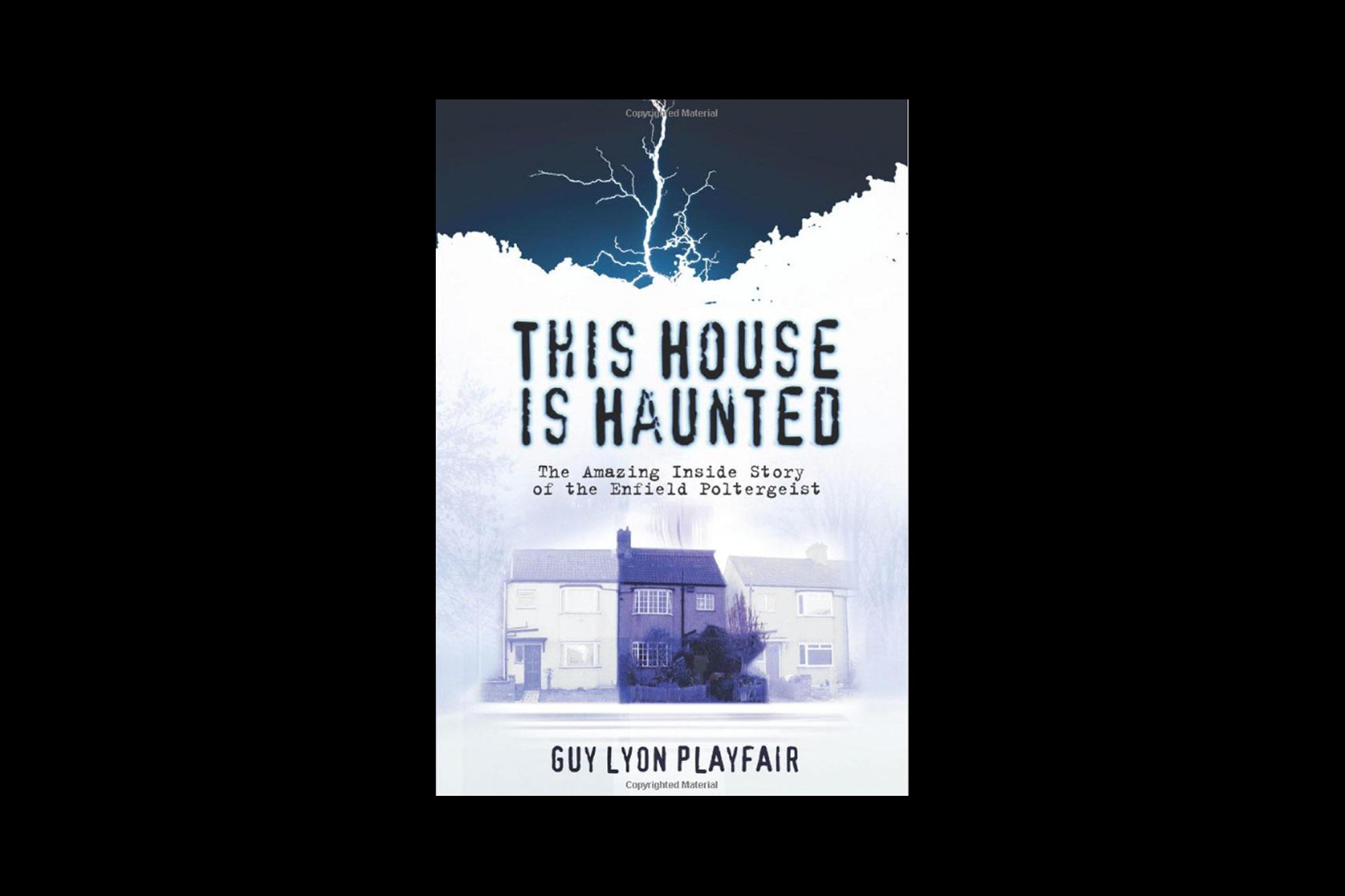 Top Five Paranormal Non Fiction Books The Hauntist Destination
