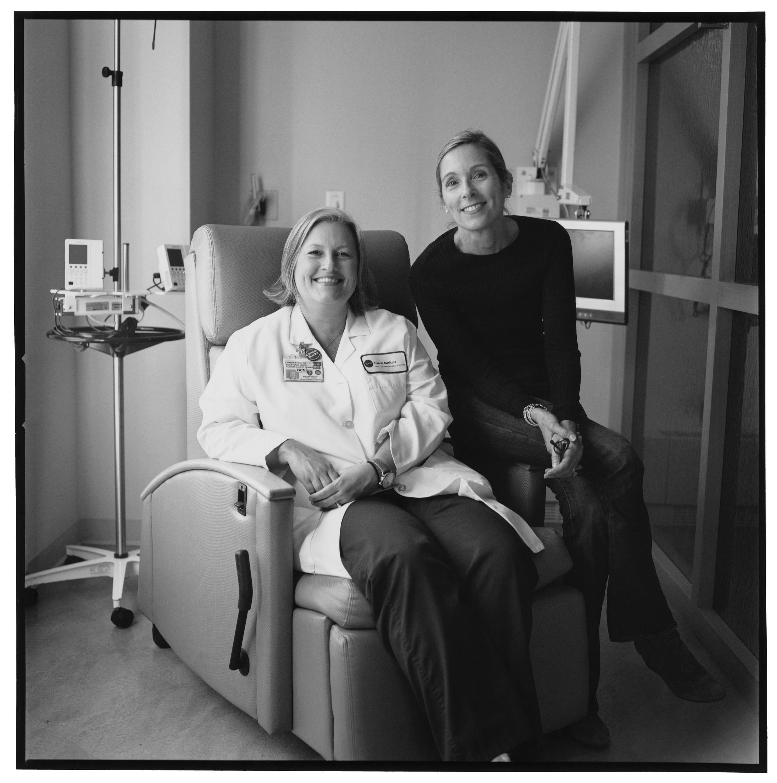 American Nurse Executive Producer/Director Carolyn Jones
