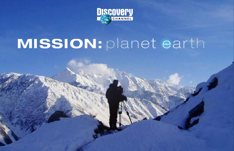 Mission: Planet Earth | Planet Earth | Discovery
