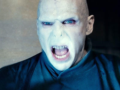 """Just the name """"Voldemort"""" -- unspeakable to some -- brings to mind one of this generation's most famous fictional faces of evil. Harry Potter's archrival is just the beginning, though. Keep clicking to see 29 more evil faces, some imagined, but some very, very real."""