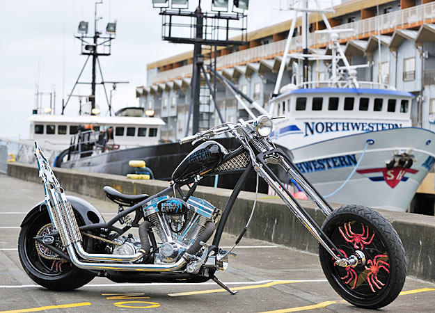 Deadliest Catch Bike Pictures | American Chopper | Discovery