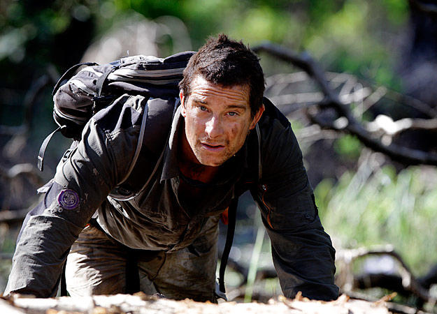 where are they now bear grylls discovery