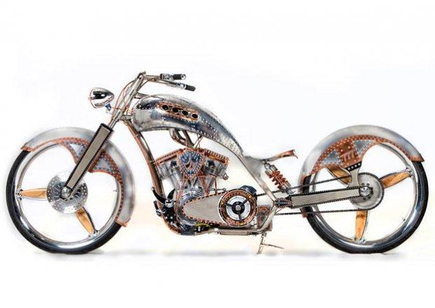 Completed Build-off Bike Pictures | American Chopper | Discovery