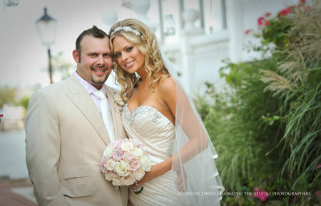 On Aug. 20, 2010, Paul Teutul Jr. and Rachael Biester were married at Bonnet Island Estate in New Jersey in an intimate wedding attended by 135 close family and friends.