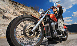 Top 10 Motorcycle Rides in North America: Tunnel of Trees Road, Michigan