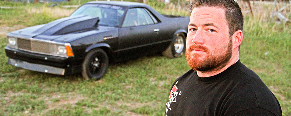 Meet Kamikaze, from Street Outlaws on Discovery Channel