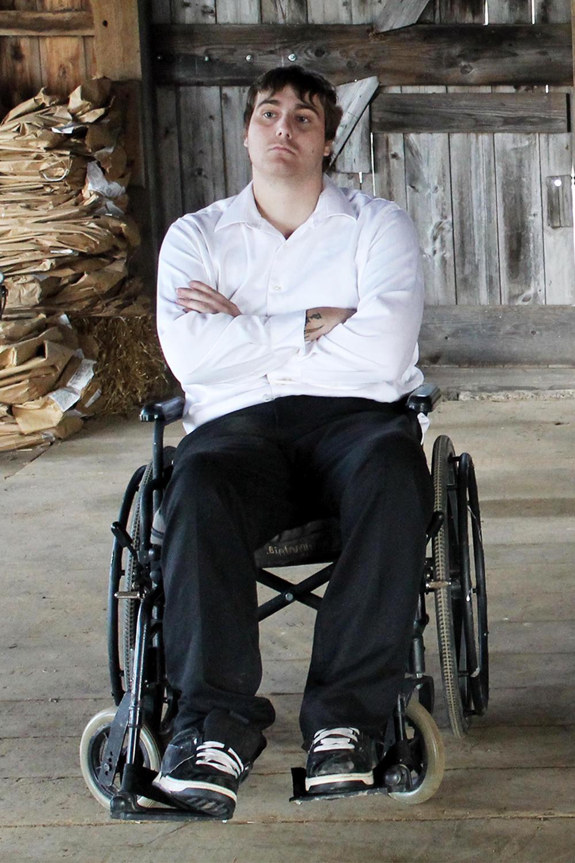 Amish Mafia Bio Zach