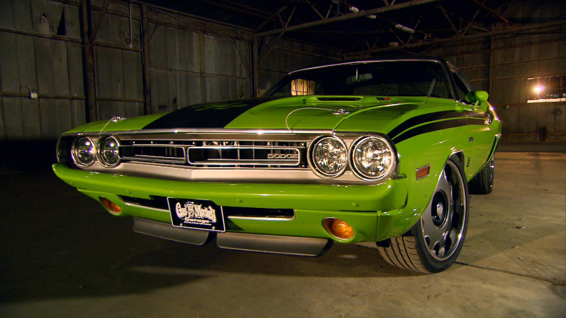 Gas Monkey Challenger Drag Car For Sale