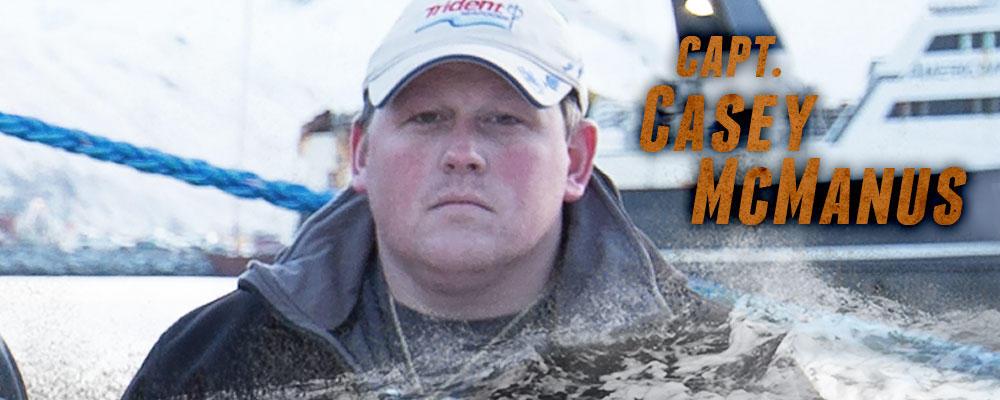 Captain Casey McManus