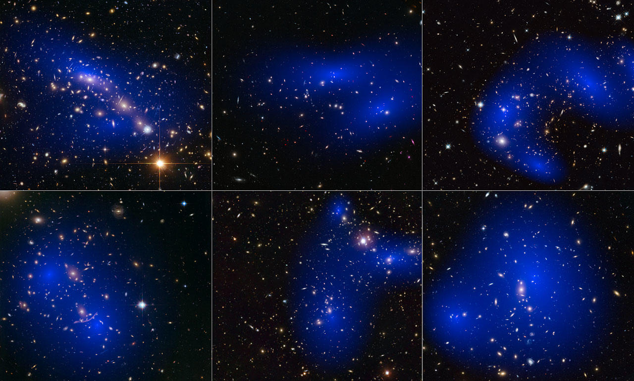 Dark Matter galaxies