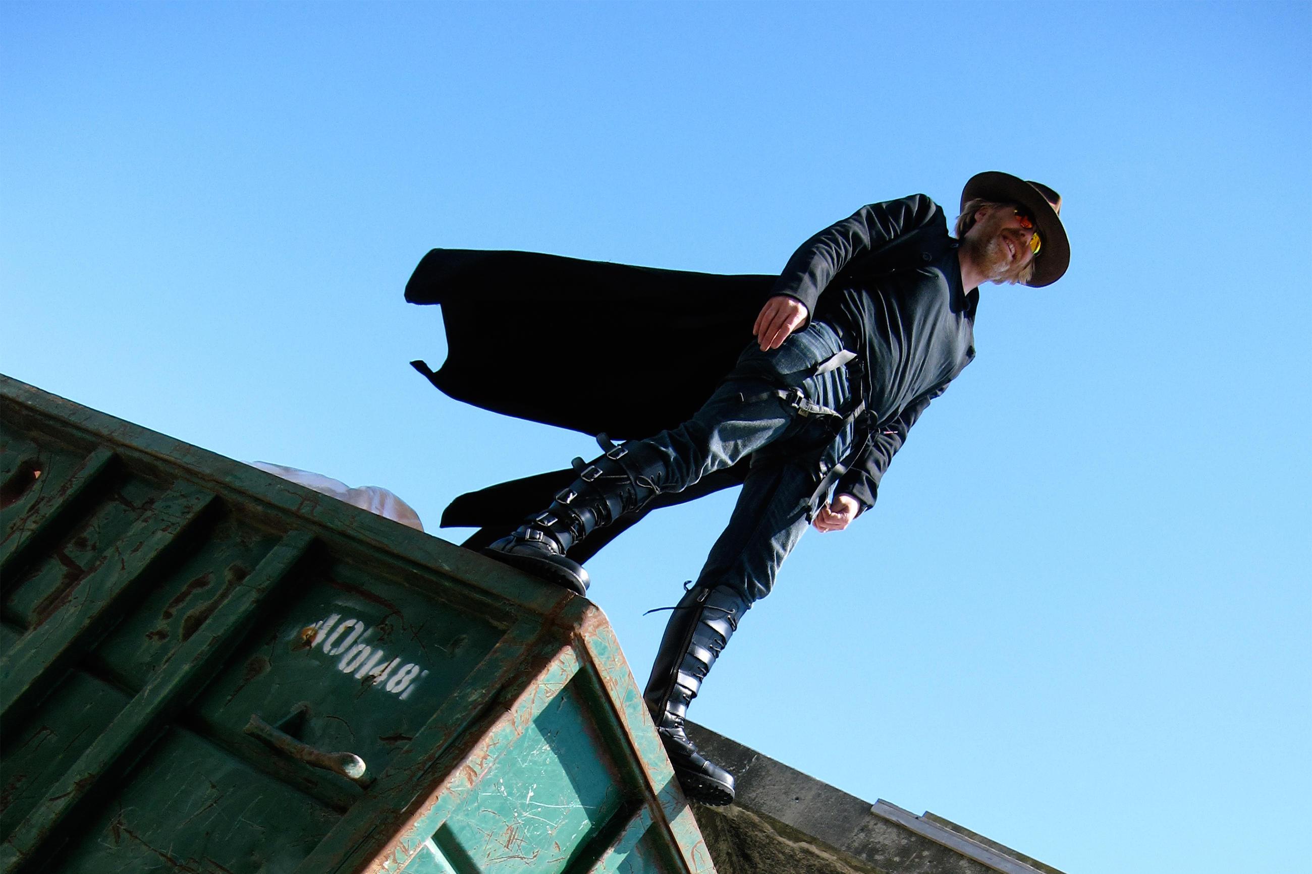Dumpster Diving (2009)