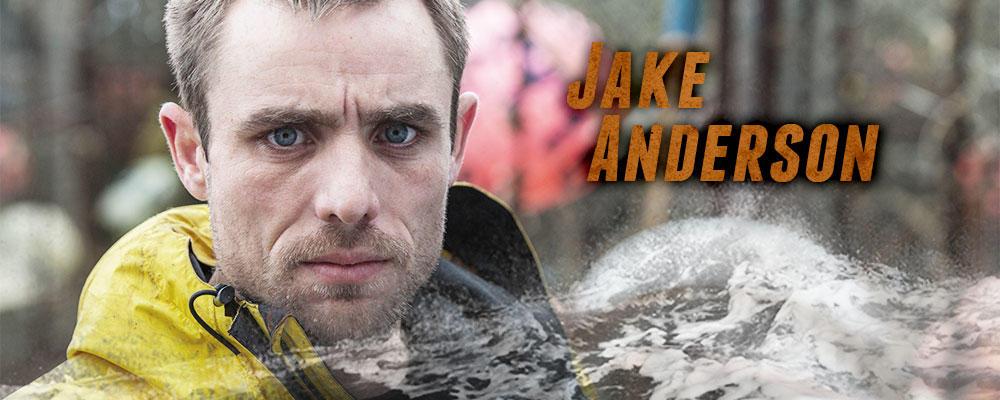 Captain Jake Anderson of the Saga