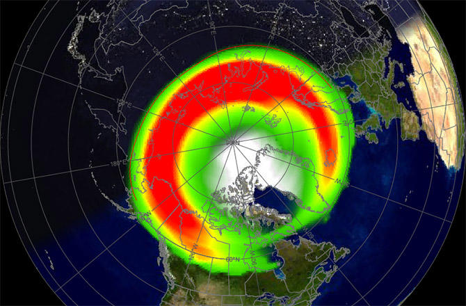 Vicious Geomagnetic Storm Hits Earth | Discovery Blog ...
