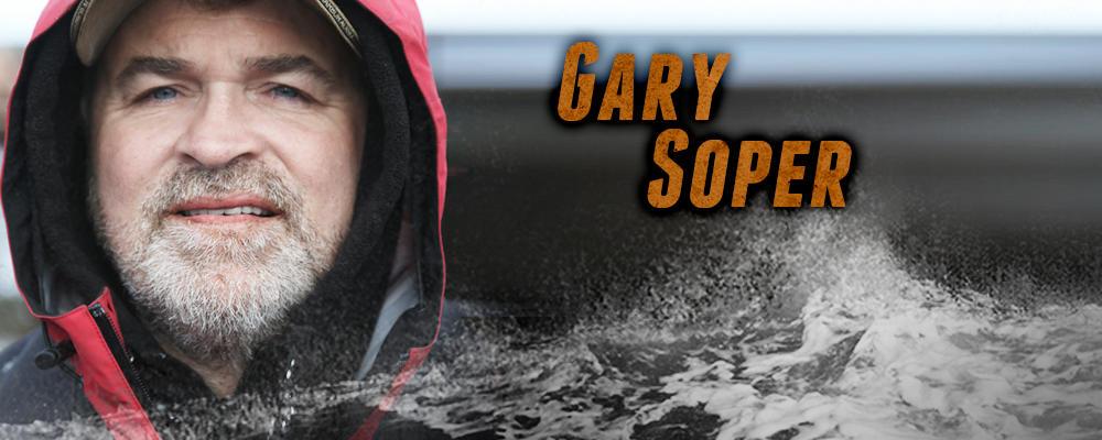 First Mate/Deck Boss Gary Soper