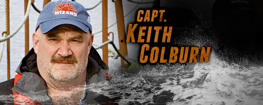 Captain Keith Colburn