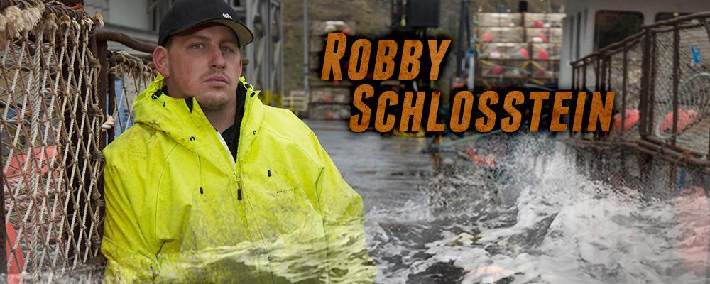Deckhand Robby Schlosstein