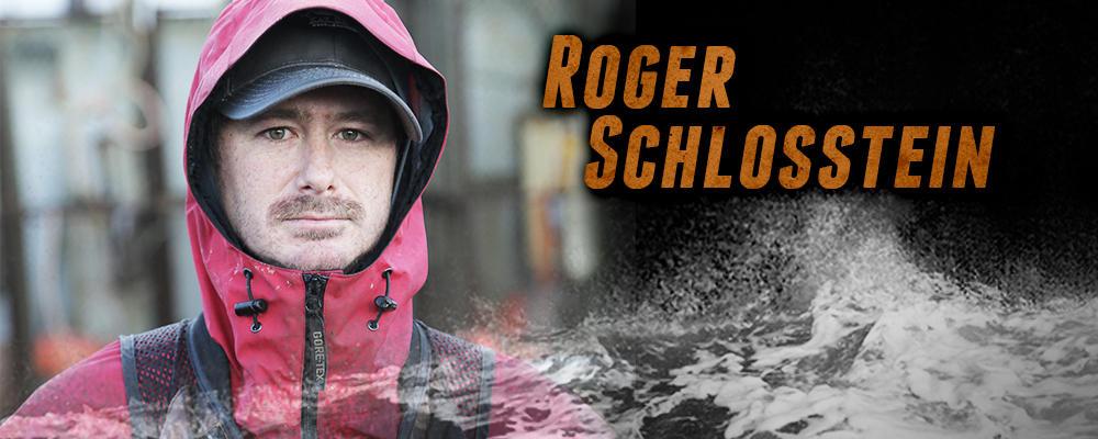 Deckhand Roger Schlosstein