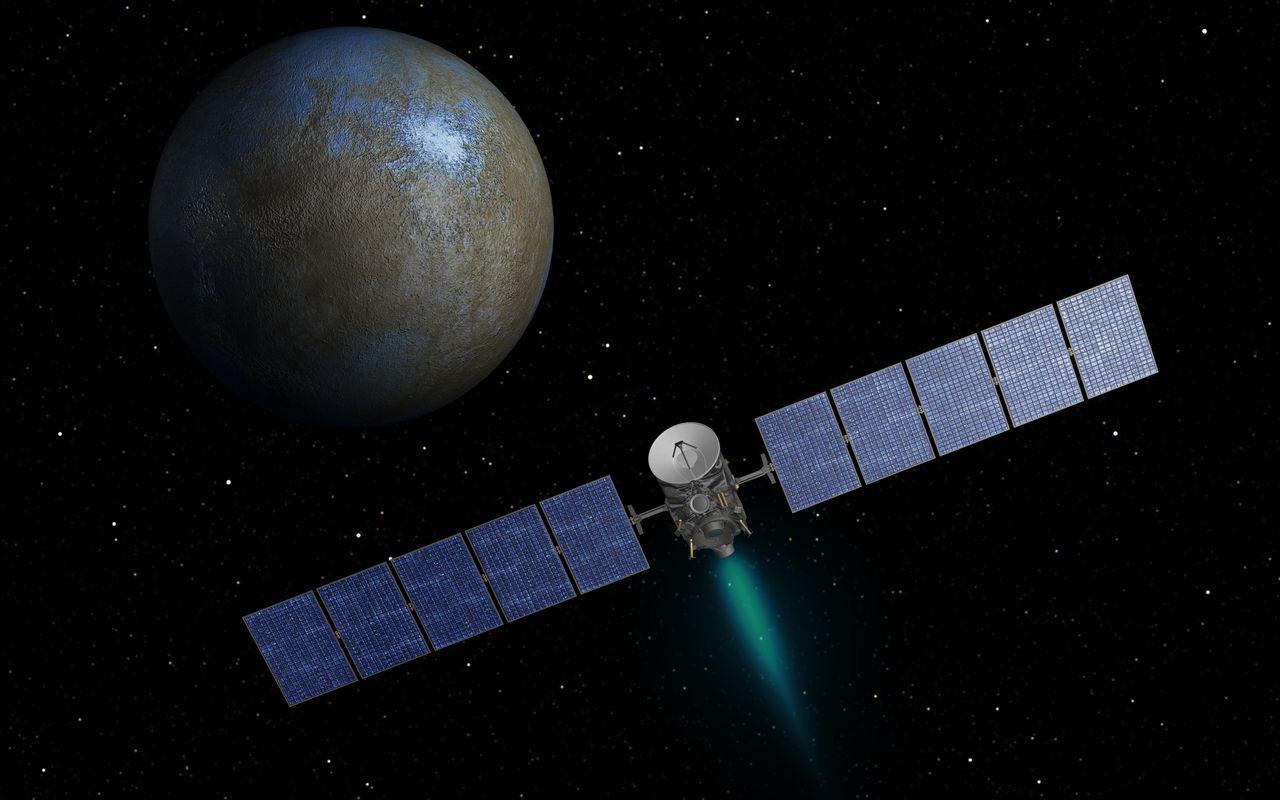 Dawn Enters Science Orbit