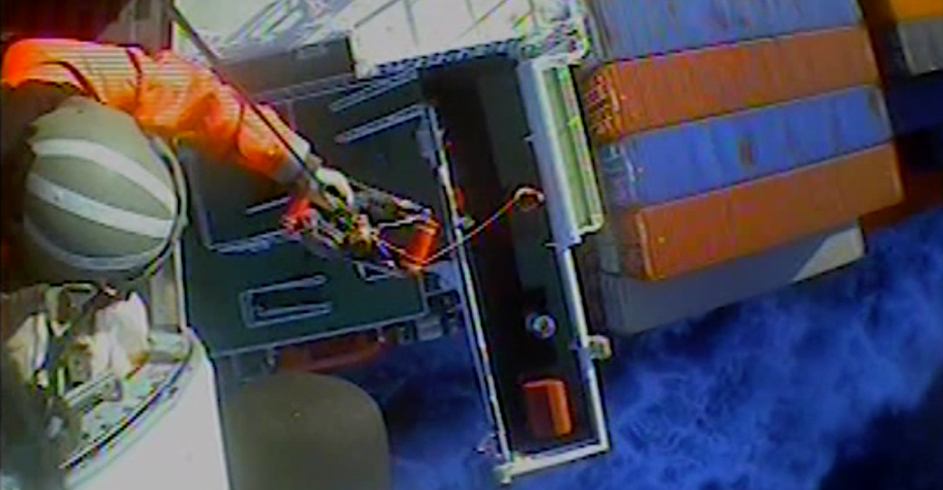 US Coast Guard rescues sailor adrift for 66 days