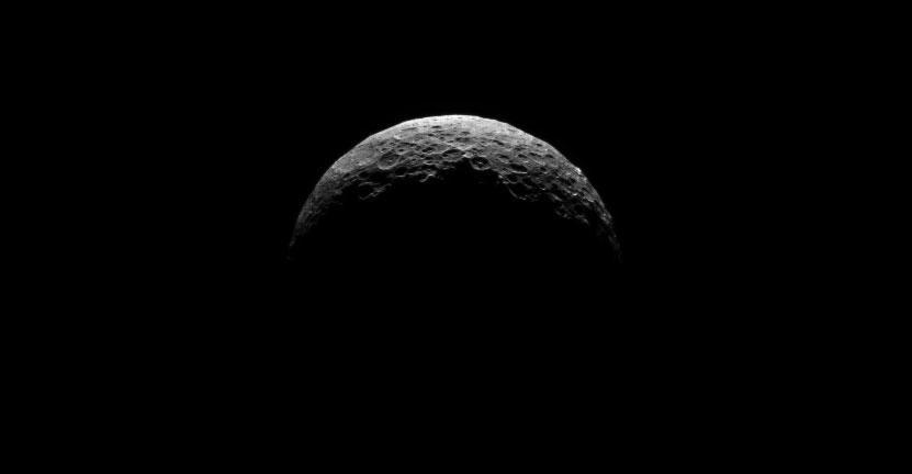 Ceres' North Pole