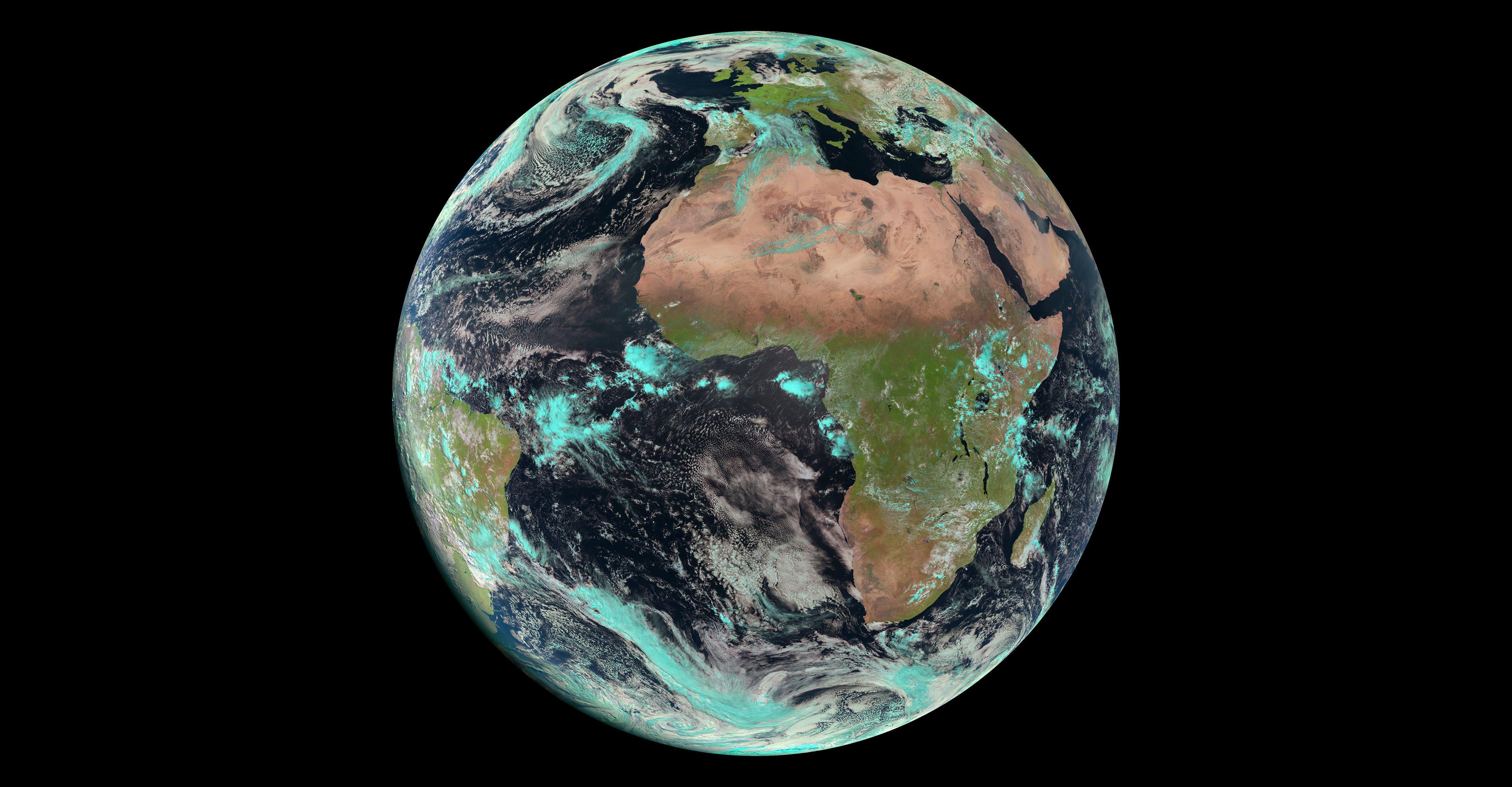 Earth on Earth Day