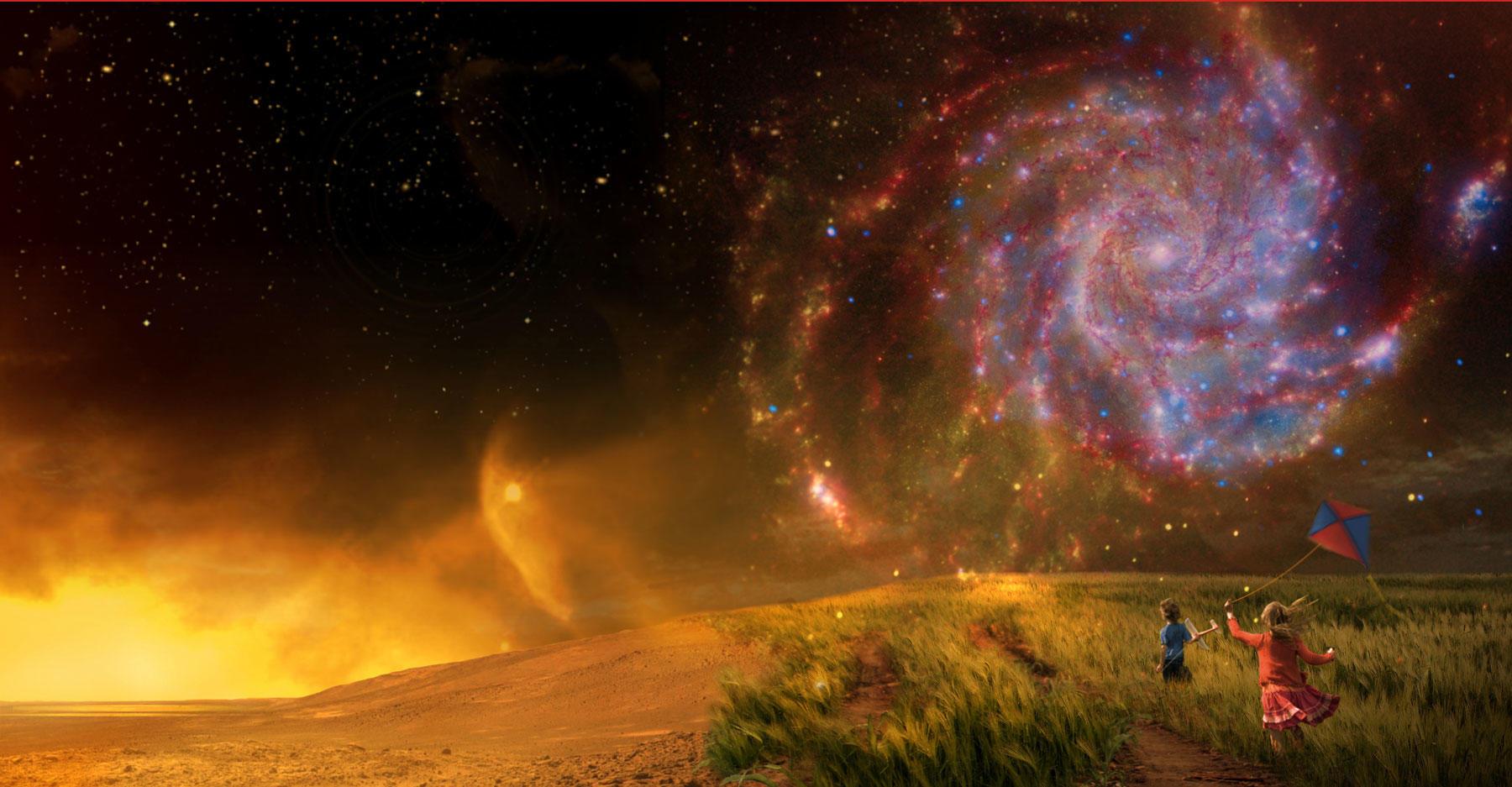 NASA Astrobio award-winning art