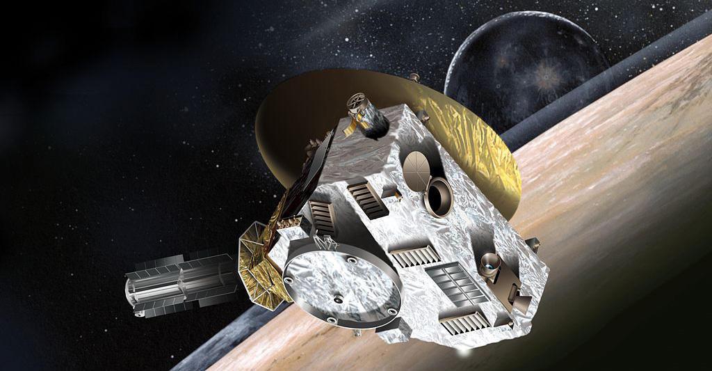 New Horizons encounters Pluto