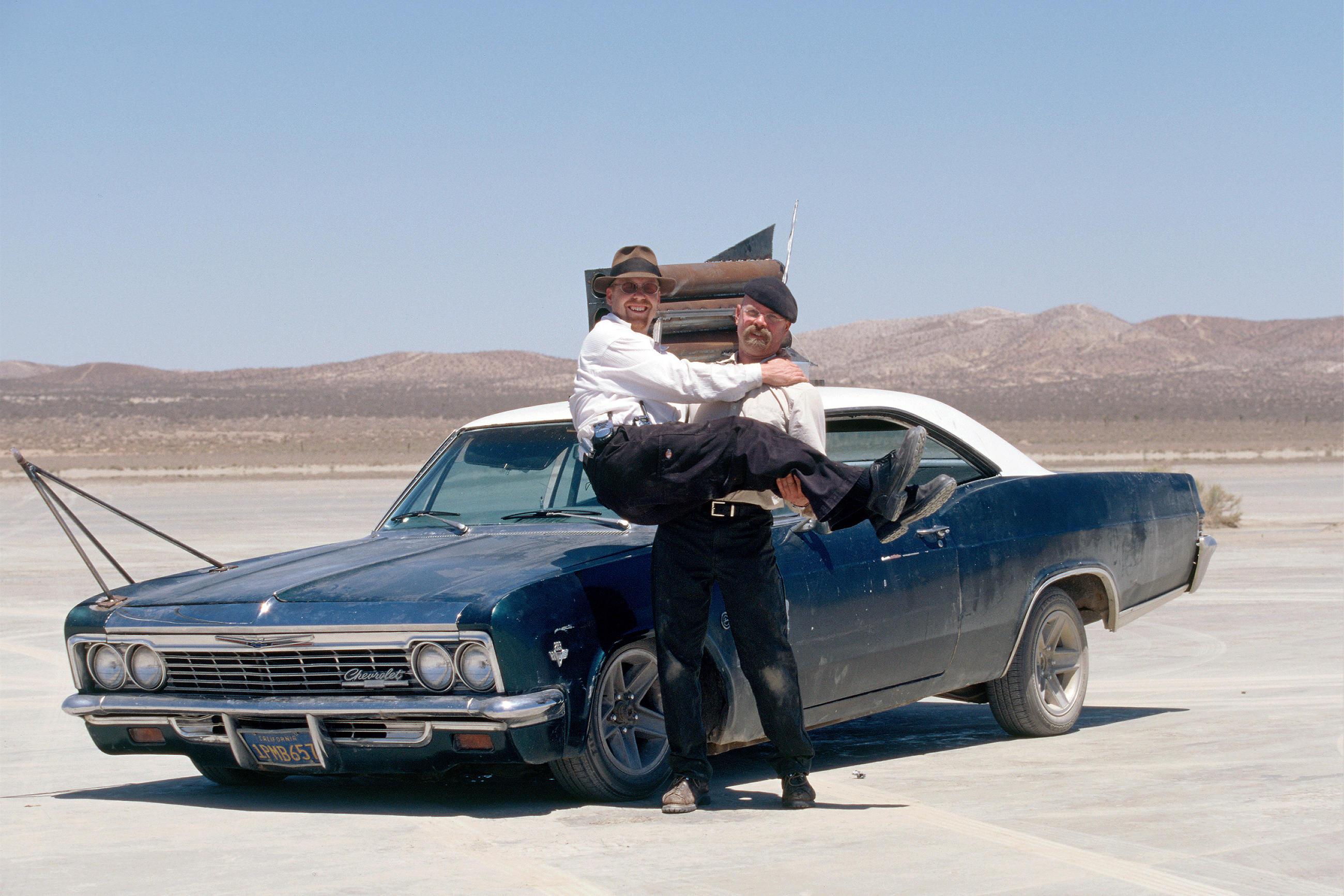 Rocket Car (2003)