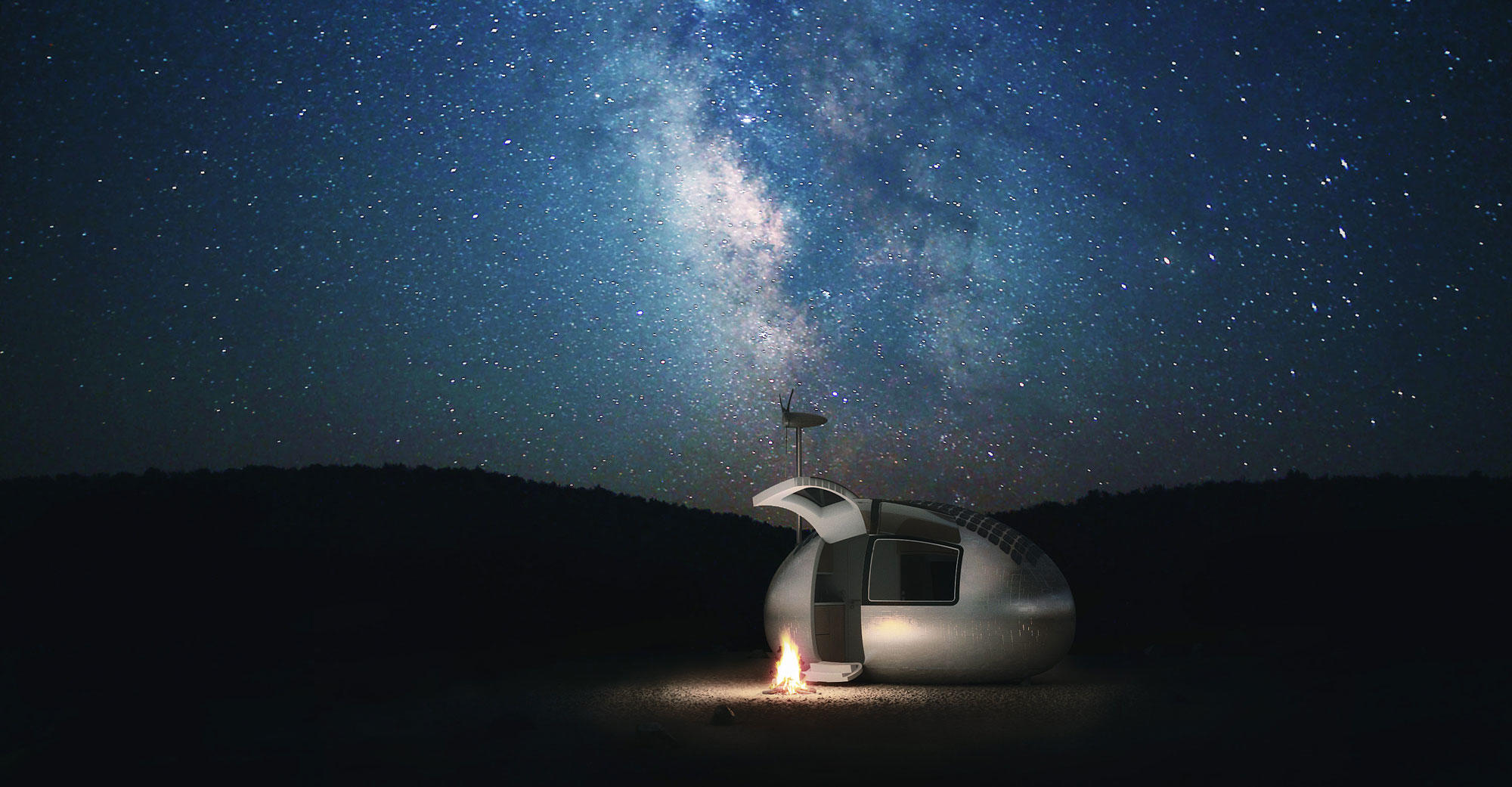 Meet Ecocapsule An Eco Friendly Micro Home Discovery