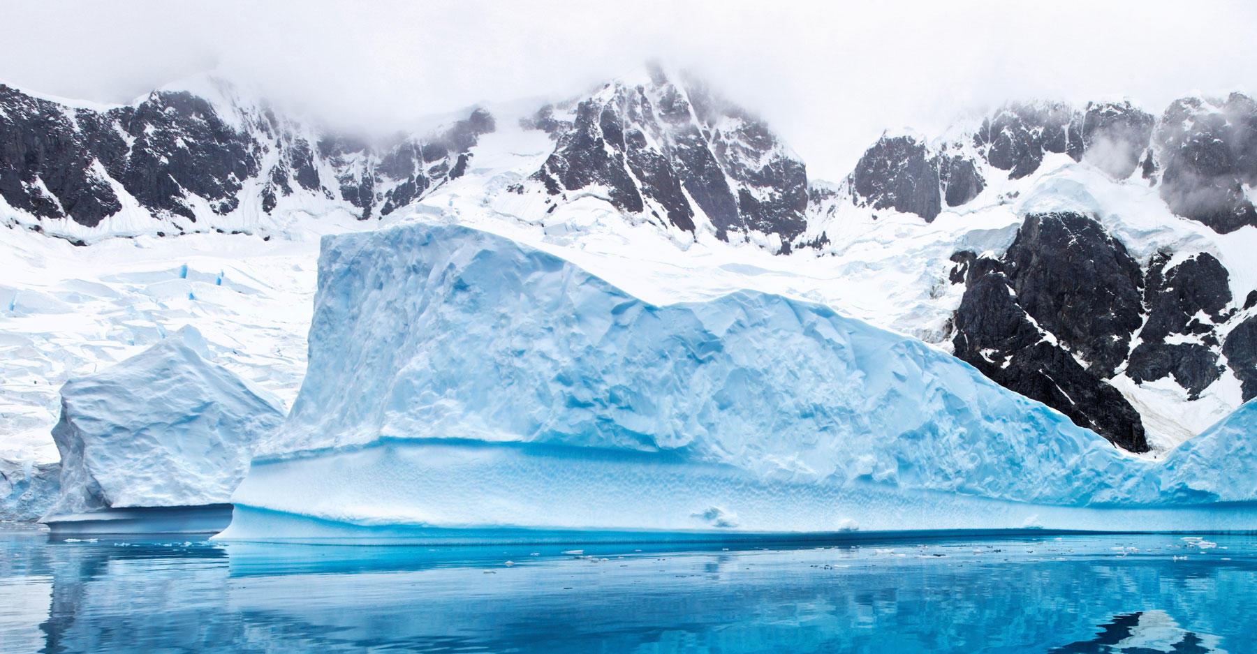 Iceberg in Antartica